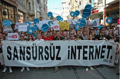turkey against internet censorship